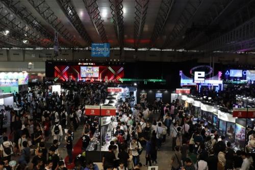 TGS2019の「インディーゲームコーナー」