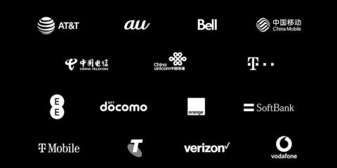 iPhone 12シリーズで対応する携帯電話会社の5Gネットワークの中には、NTTドコモやau、ソフトバンクの名前があった