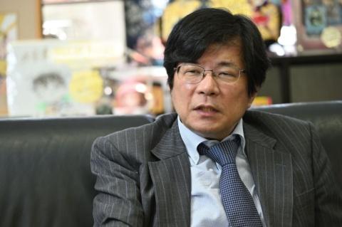 ブシロード代表取締役会長の木谷高明氏