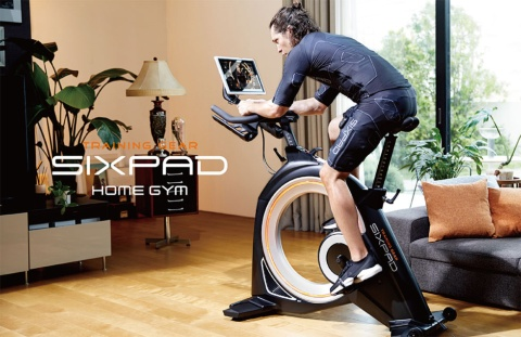 運動しなくていい「SIXPAD」を装着して運動したら、トレーニング効果がアップするのは言うまでもないだろう