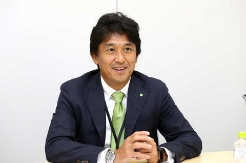 アイロボットジャパンの挽野元 代表執行役員社長