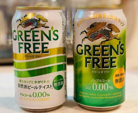 リニューアル前後の缶パッケージ(左がリニューアル前、右がリニューアル後)