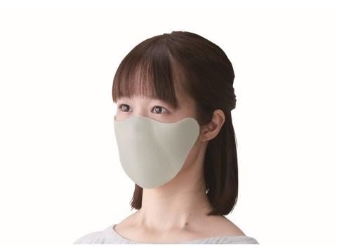 顔に貼り付ける「ひもなしマスク」 未来消費カレンダー新着情報(画像)