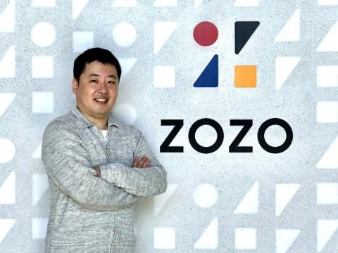 ZOZO カテゴリ推進本部 本部長の乾卯太弘氏