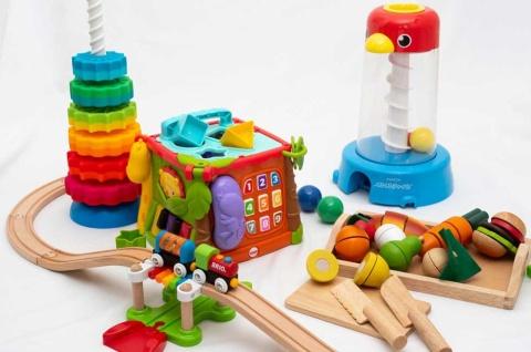 トイサブ!が提供する玩具のプランの例