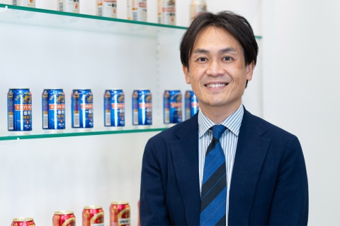 キリンビール常務執行役員マーケティング部長の山形光晴氏
