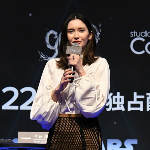 イベントのスペシャルゲストとして登場したモデルの市川紗椰は「アニメ好き、スター・ウォーズ好きが互いの魅力を知るいい機会になる。最高の文化交流を楽しみにしている」とコメントした