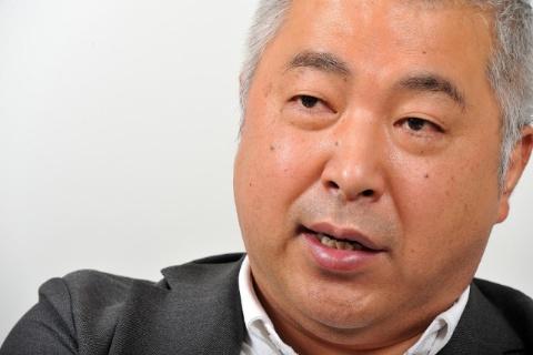 富永朋信(Tomonobu Tominaga)氏