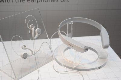 ソニーの研究開発部門が発表したプロトタイプの2製品
