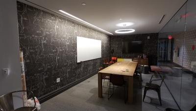 会議室は大小さまざま