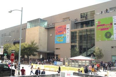 SXSWメイン会場のオースティン・コンベンションセンター
