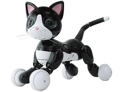"""甘えたり、じゃれたりもできる! """"進化系""""猫ロボット(画像)"""