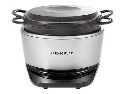 ホーロー鍋とIHが合体。調理にも向く高級炊飯器(画像)