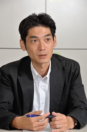 古長亮二(こちょう・りょうじ)氏