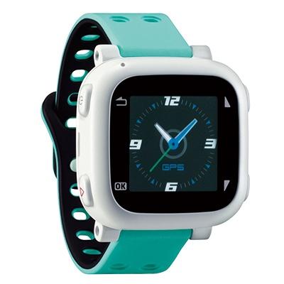 子ども向けの腕時計型ウエアラブル端末「ドコッチ 01」
