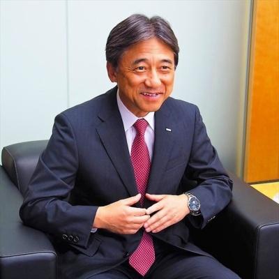 NTTドコモの吉澤和弘社長