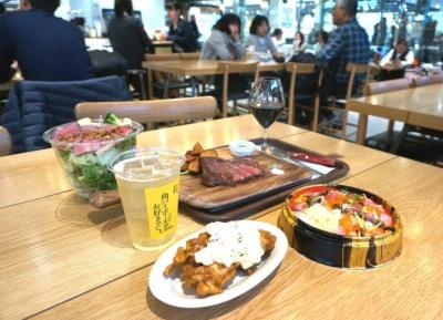塚田農場プラスが運営する4業態は「アトレ品川」(東京都港区港南2-18-1)の3階「FOOD&TIME ISETAN」内に開業
