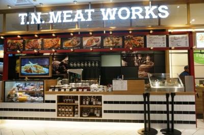 肉バル&総菜専門店「T.N. MEAT WORKS」