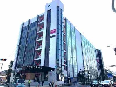 「イオンスタイル碑文谷」(東京都目黒区碑文谷4-1-1)。敷地面積は約5250平米、延床面積は約2万6600平米。売場面積は約1万5660平米。営業時間は全館9~22時(一部、営業時間が異なる売り場あり)、年中無休