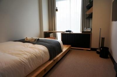 スタンダードルーム(シングル)は20平米で1室あたり3万2659円~