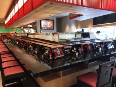 のど黒を広めた金沢の人気寿司店「金沢まいもん寿司」。回転すし業態は都内初