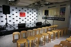最大200人収容可能なイベントスペース、InterFMサテライトスタジオがあり、年間1000件ものイベントが予定されている