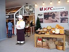 大阪万博で日本初上陸した「ケンタッキーフライドチキン」の新業態レストラン。70分食べ放題のランチは平日で1人1880円(大人)