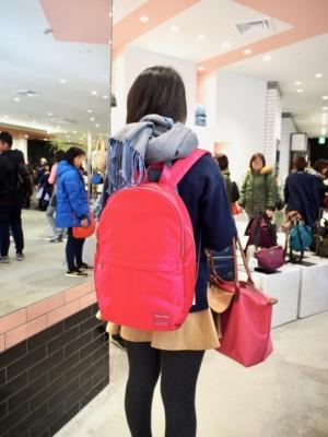 「豊富なラインアップから選べるのがいい」と台湾から来た31歳の女性