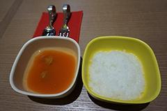 「モグーン」の「離乳食 おかゆセット」(税込み470円)