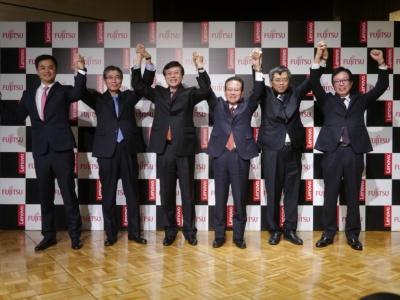 【43.7%】レノボが富士通のPC事業統合 22年ぶり1強に(画像)