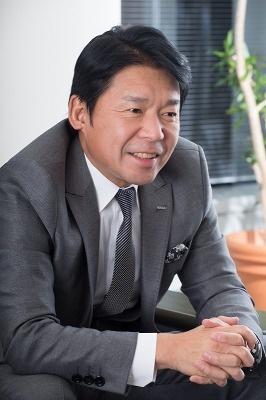 eスポーツ時代の到来をアピールしたいと話す辻本氏