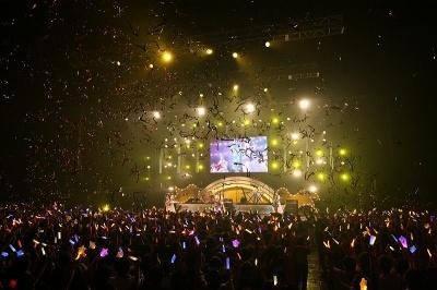 2017年2月に開催した声優によるライブ「BanG Dream! 3rd☆LIVE Sparklin' PARTY 2017!」