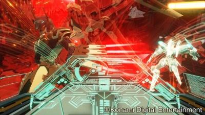 『ANUBIS ZONE OF THE ENDERS : M∀RS』 (C)Konami Digital Entertainment