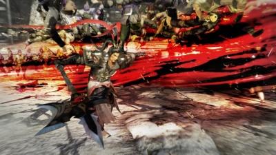 『真・三國無双7 with 猛将伝』(c)2013-2014 コーエーテクモゲームス All rights reserved.