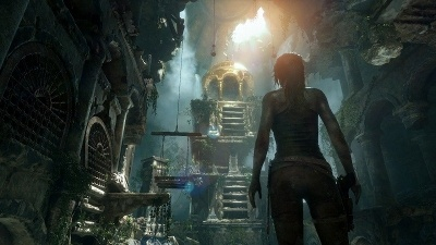 『ライズ オブ ザ トゥームレイダー』<br>Tomb Raider (C)2016 Square Enix Ltd. Published by Square Enix Co., Ltd. Square Enix and the Square Enix logo are registered trademarks of Square Enix Holdings Co., Ltd. Lara Croft, Tomb Raider, Crystal Dynamics, the Crystal Dynamics logo, Eidos, and the Eidos logo are trademarks of Square Enix Ltd.
