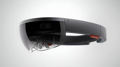 「Microsoft HoloLens」