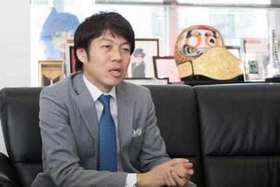 橋本義賢社長