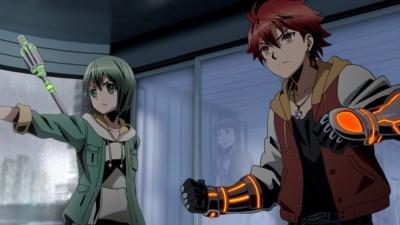 女性ファンを獲得した「ディバインゲート」はアニメ化もされた。(C)GungHo Online Entertainment,Inc./Divine Gate World Council