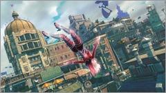 GRAVITY DAZE 2<br>(C)Sony Interactive Entertainment Inc.