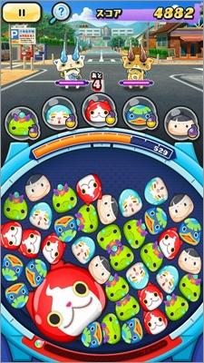 『妖怪ウォッチ ぷにぷに』(iOS、Android)<br>(C) LEVEL-5 Inc.