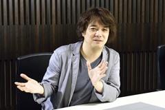 レベルファイブ代表取締役社長/CEOの日野晃博氏