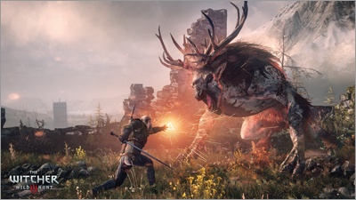『The Witcher 3: Wild Hunt』<br>(C)CD PROJEKT S.A. 2016