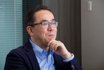 スクウェア・エニックス・ホールディングス/スクウェア・エニックス 代表取締役社長の松田洋佑氏
