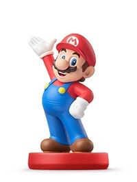 『amiibo マリオ(スーパーマリオシリーズ)』<br>(C)Nintendo