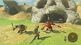 『ゼルダの伝説 ブレス オブ ザ ワイルド』は開発中の新型ゲーム機「NX」向けにリリースされることが、任天堂から発表されている<br>(C)Nintendo