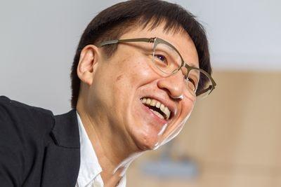 任天堂取締役常務執行役員企画制作本部長の高橋伸也氏