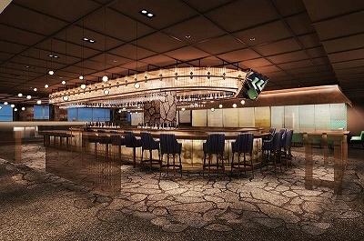 6階にはカフェ・カンパニーが手掛ける、広さ約330坪・約380席とかつてない規模のフードホール「銀座大食堂」がオープン※パースはイメージで変更の可能性あり