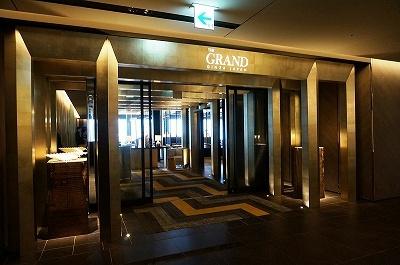 13階には、延床総面積が1575平米(約500坪)、最大収容人数約500人という「THE GRAND GINZA(ザ・グランギンザ)」がオープン。ラウンジ、ダイニング、パーティスペースから、多目的ホール、茶室、12席限定のシェフズカウンター、バーまで多彩なラインアップ