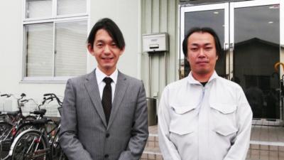今回は、マウスコンピューター 埼玉サービスセンターの佐藤謙センター長(左)と、小沼孝幸マネージャー(右)に話を聞いた