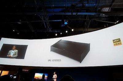 ソニー初のUltraHD Blu-rayプレーヤー「UBP-X800」